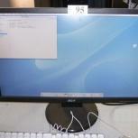 монитор 22'' (55см) Acer V223HQV, Full HD картинка, Новосибирск