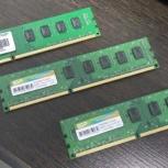 Оперативная память DDR3 2 Gb, Новосибирск
