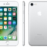 Apple iPhone 7 32Gb Silver, Новосибирск