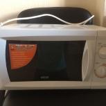Продам микроволновую печь., Новосибирск