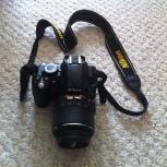 Фотоаппарат Nikon d3100 kit, Новосибирск