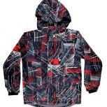 Куртка весна / осень р. 134, 140 мембрана, утеплитель 140 гр, Новосибирск