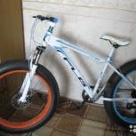 Велосипед Фэтбайк, Новосибирск