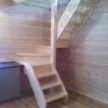 Лестницы для дачи, Новосибирск