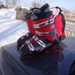 Продам ботинки горнолыжные, Новосибирск