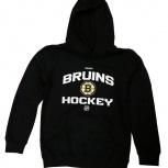 Новая детская толстовка хоккей Reebok NHL Boston Bruins, Новосибирск