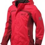 Продам куртку мембранная Jack Wolfskin Girls Topaz Jacket., Новосибирск