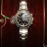 Продам часы rolex daytone, сталь - золото, Новосибирск