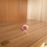 кольцо серебряное 875 проба, Новосибирск