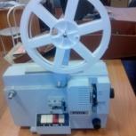 продам кинопроектор Русь для фотопленки 8 мм ретро 40 лет работающий, Новосибирск