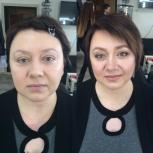 Стилист-визажист, свадебный визажист, выезд на дом, работа в студии, Новосибирск