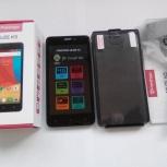"""Новый 5"""" смартфон Prestigio Muze K5 DUO LTE/4G + Аксессуары, Новосибирск"""