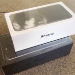 Новый iPhone 7, чёрный (не оникс), память 128Гб, Новосибирск