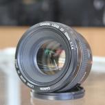 Объектив Canon EF 50mm f/1.4 USM, Новосибирск