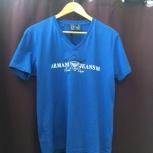 Продам новую мужскую футболку Armani (L), Новосибирск