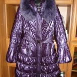 Продам пуховик женский демисезонный, р-р 46-48, Новосибирск
