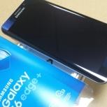 Новый Samsung Galaxy S6 Edge 32Gb Black Sapphire, Новосибирск