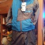 продам комплект все сезона куртка штаны комбинезон весна осень, Новосибирск