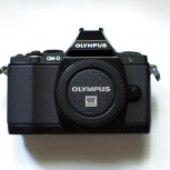 Фотоаппарат Olympus OM-D E-M5 Body с доп батареями, Новосибирск