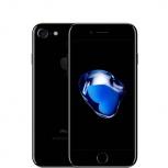 iPhone 7 128 GB Jet Black (Чёрный оникс), Новосибирск