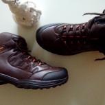 новые мужские ботинки нат кожа зимние Россия, Новосибирск