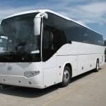 Заказ автобуса 35 - 45 мест, Новосибирск