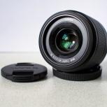 Новый объектив Panasonic Lumix 25mm 1.7  (25 мм), Новосибирск