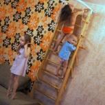 продам детский спортивный комплекс - лесенку, Новосибирск