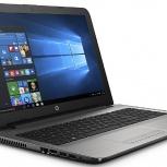 Новый ноутбук HP 15-AY032UR Intel Core i3-5005U X2, Новосибирск