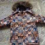 Продам зимний комбинезон на мальчика, Новосибирск