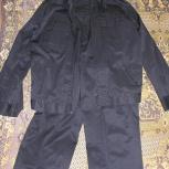 Продам новый костюм охранника, Новосибирск