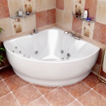Множество акриловых ванн по выгодным ценам, Новосибирск