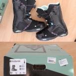 Ботинки сноубордические K2 Passage black, Новосибирск