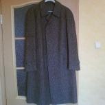 Пальто демисезонное драповое 100% шерсть Германия, Новосибирск