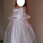Нарядное платье на выпускной в сад д/д 5 -7 лет, Новосибирск