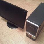 "Сист. блок, ЖК-монитор 22"", мышка, клавиатура, Новосибирск"