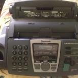 Продам факс+телефон, Новосибирск