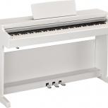 Пианино Yamaha YDP-163WH Пианино цифровое, Новосибирск
