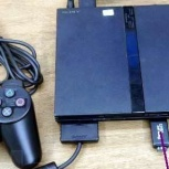 Продам приставку Sony PlayStation 2, Новосибирск