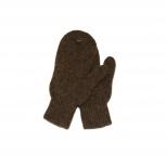 Теплые варежки из шерсти верблюда и яка WoolSib, Новосибирск