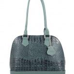 Яркая кожаная сумка удобная модель разл. цвета, Новосибирск