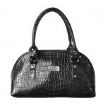 Роскошная сумка из натуральной кожи черная, Новосибирск