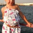 Детский летний комбинезон фирмы Palomino, р.110-116, Новосибирск