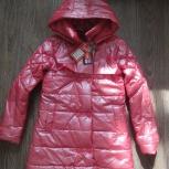 Новое деми пальто для девочки Pelican, Новосибирск