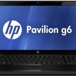 Ноутбук HP G6-2128SR AMD A6 4400M X2, Новосибирск
