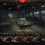 "World of Tanks ""аккаунт"" совместный с Armored Warfare, Новосибирск"