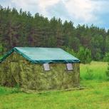 Каркасная палатка 5М1 (однослойная), Новосибирск