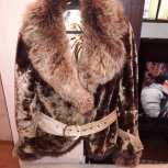 Продам мутоновую шубку, Новосибирск