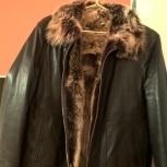 Меховая куртка, размер 52-54, Новосибирск