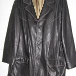 Мужская кожаная куртка La Vita 62р, Новосибирск